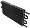 Engine Oil Coolers D15505 - W/ Sandwich Adapter - Derale