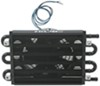 derale transmission coolers remote mount 6-pass econo-cool cooler assembly w/ fan 1/2 inch barb inlets - class ii