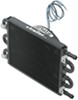 derale transmission coolers remote cooler mount 6-pass econo-cool assembly w/ fan 1/2 inch barb inlets - class ii