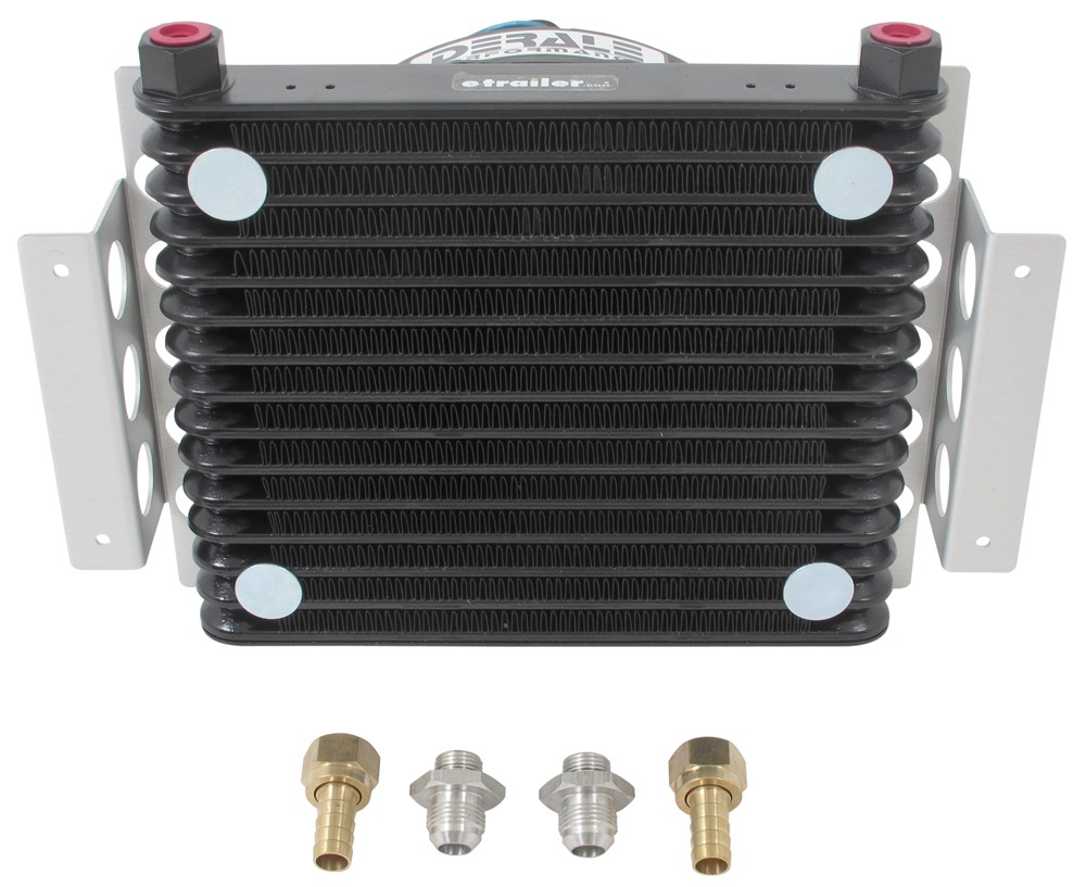 D15850 - Class V Derale Transmission Coolers