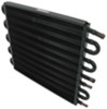 Transmission Coolers D15903 - With 11/32 Inch Hose Barb Inlets - Derale