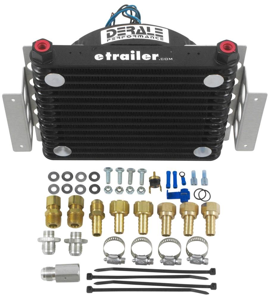 D15950 - Class V Derale Transmission Coolers