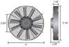 D16310 - 10 Inch Diameter Derale Electric Fans