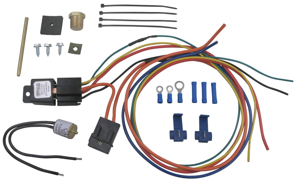 D16735 - Thermostat Derale Accessories and Parts