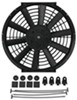 D16912 - Straight Blade Derale Electric Fans
