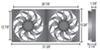 Derale Radiator Fans - D16934