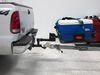 D210 - Built-In Dual Hitch Curt Trailer Hitch Ball Mount