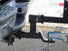 D210 - Steel Shank - Gloss Black Curt Fixed Ball Mount