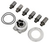 D25782 - Oil Line Adapters Derale Accessories and Parts