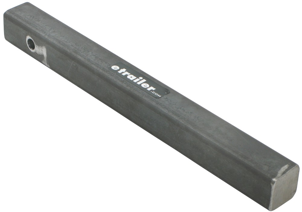 D34 - 20 Inch Long Curt Hitch Fabrication Parts