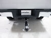 D900 - Three Balls Curt Trailer Hitch Ball Mount on 2012 Ford F-150