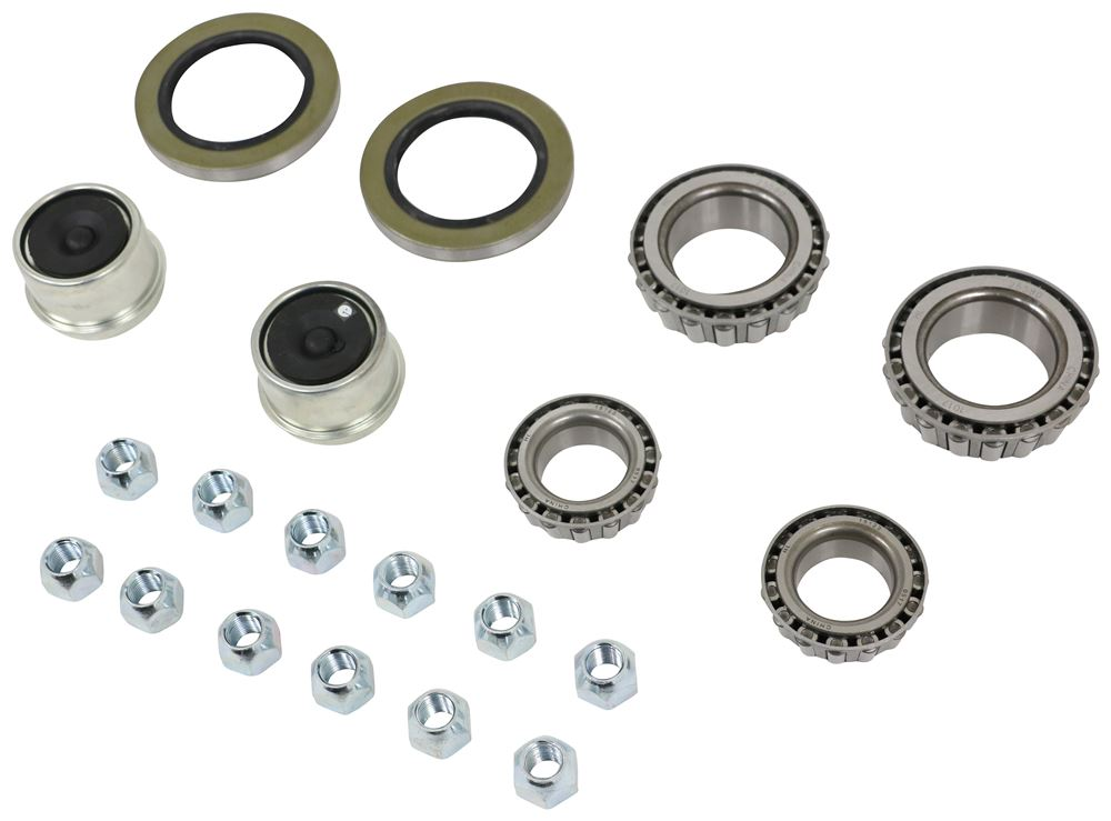 DBRKHW6EZ - Bearing Kits etrailer Trailer Hubs and Drums