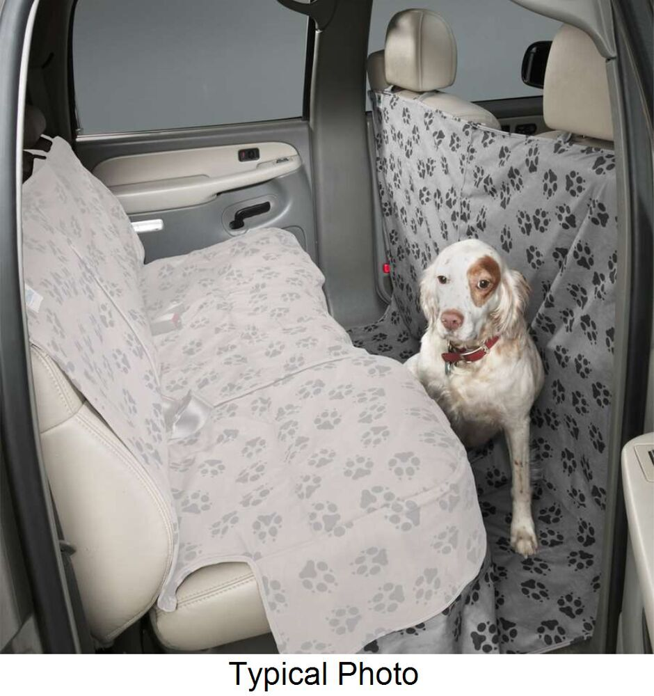 Canine Covers Floor and Seatback - DCA4453PA