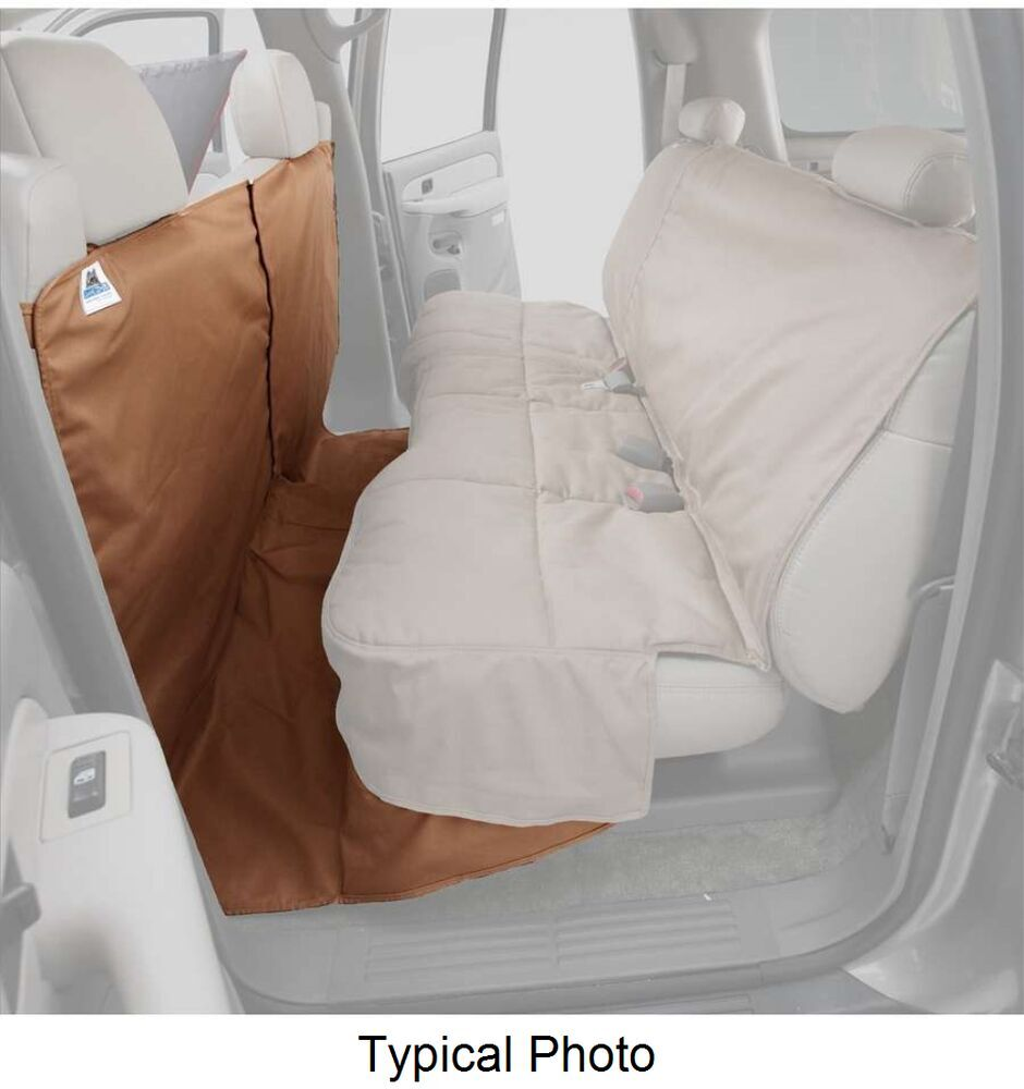 DCA4643CH - Cloth Canine Covers Seat Covers