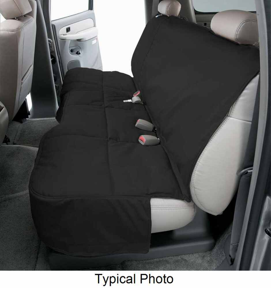DCC4643CH - Cloth Canine Covers Bench Seat