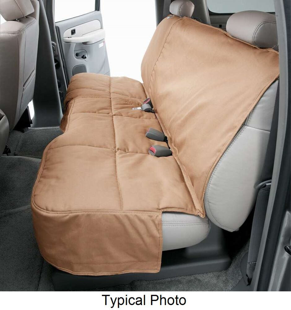 Canine Covers Second Car Seat Covers - DCC4274TN
