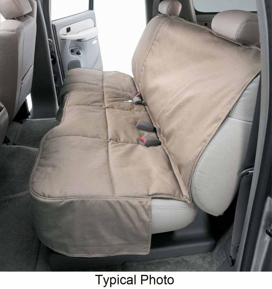 Canine Covers Second Car Seat Covers - DCC4681SA