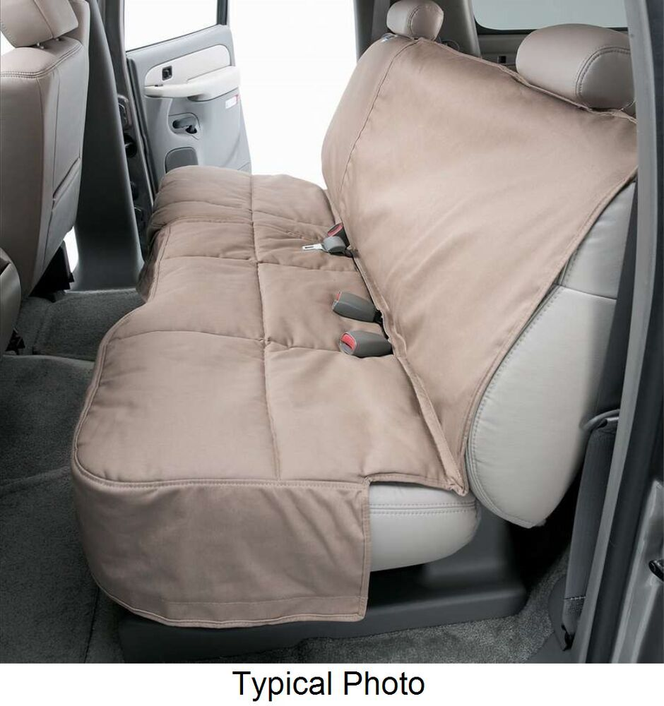 DCC4661TP - Cloth Canine Covers Bench Seat