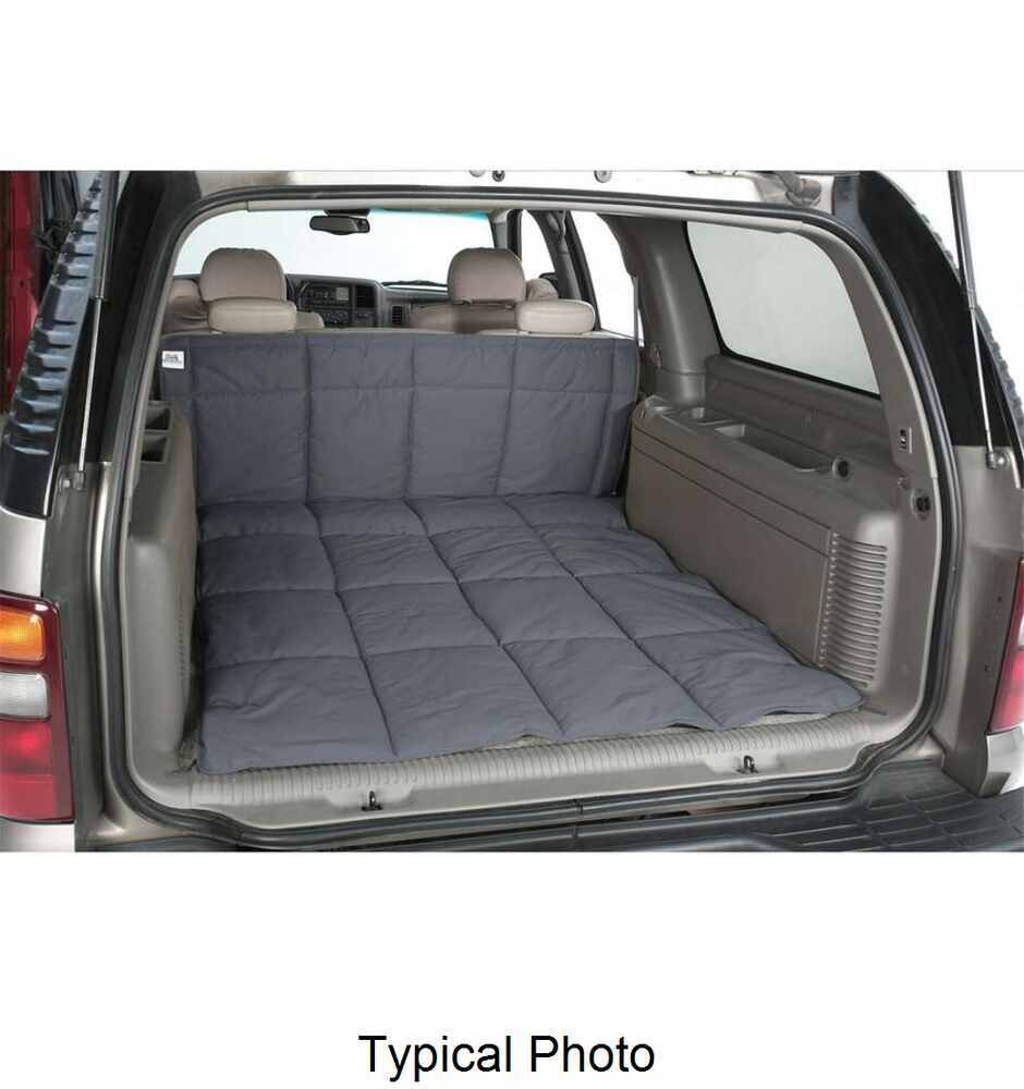 Canine Covers Custom-Fit Vehicle Cargo Area Liner - Gray Gray DCL6246GY