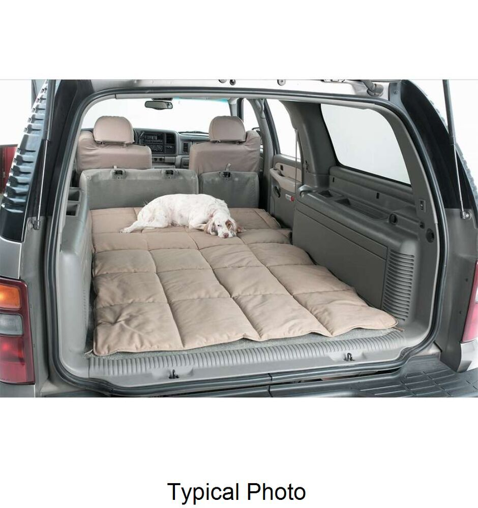 DCL6375TP - Custom Fit Canine Covers Bench Seat