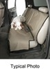 Canine Covers Second Car Seat Covers - DE1011TN