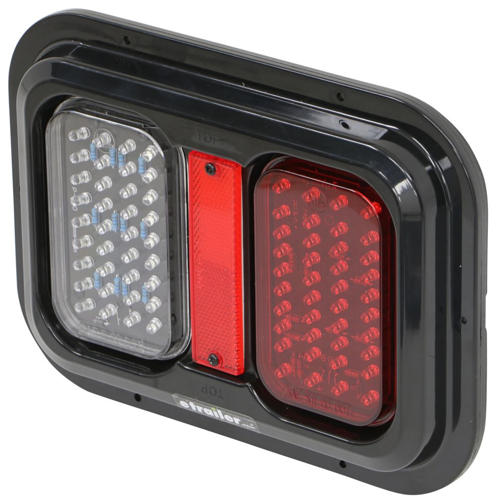 DG52721PB - 11L x 8W Inch Diamond Tail Lights