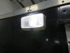 0  rv lighting diamond exterior light porch led and utility for rvs - on/off switch 175 lumens rectangle clear lens