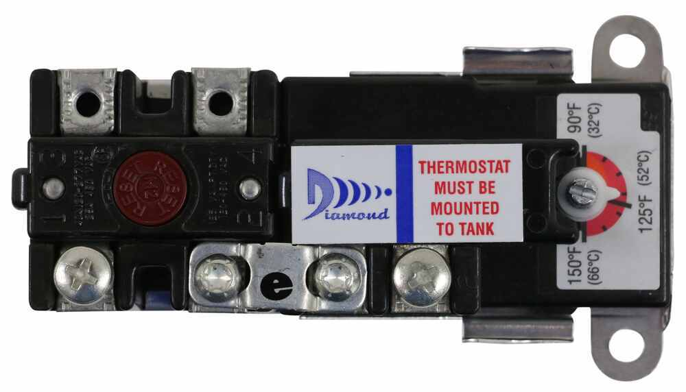 Hott Rod Rv Water Heater Conversion Kit Propane To Electric 400 Watt 6 Gallon Diamond Accessories And Parts Dgr6vp