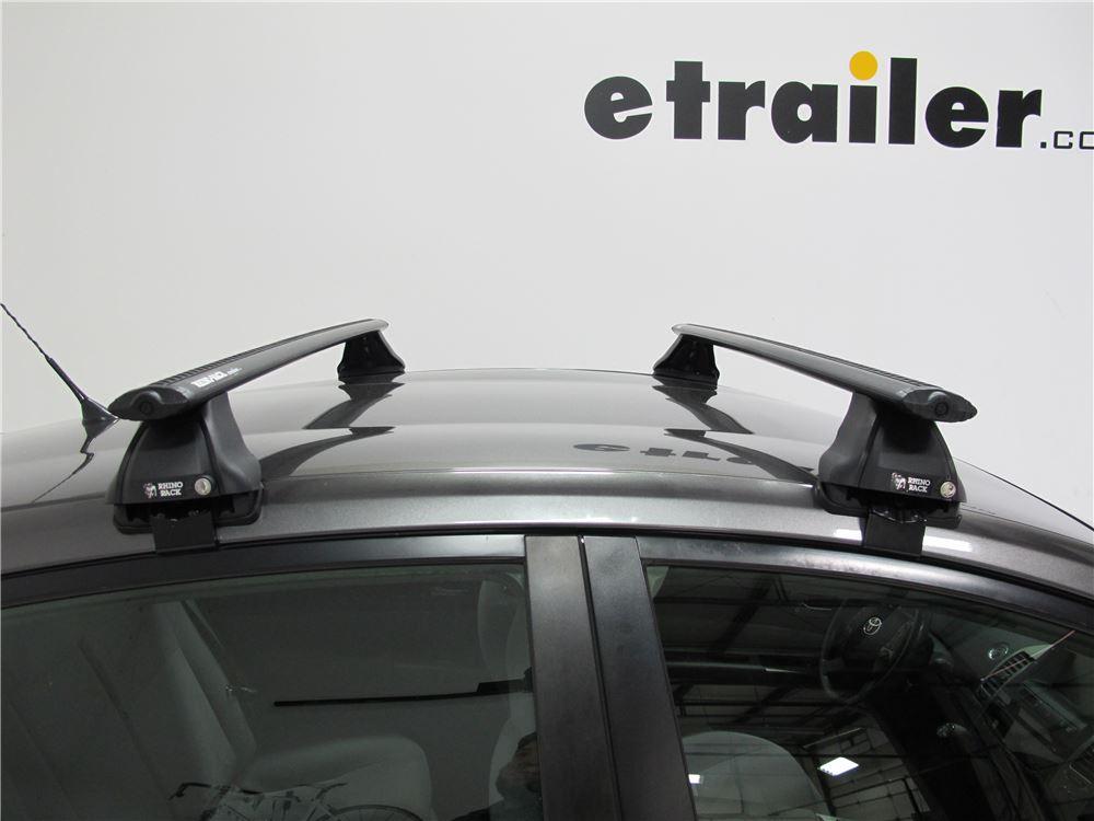 Custom DK Fit Kit for 4 Rhino-Rack 2500 Series Roof Rack