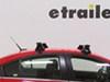 DK142 - 4 Pack Rhino Rack Fit Kits on 2014 Chevrolet Cruze