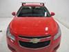 Custom DK Fit Kit for Rhino-Rack 2500 Series Roof Rack Legs - Naked Roof 4 Pack DK142 on 2014 Chevrolet Cruze