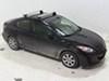 Rhino Rack 4 Pack Roof Rack - DK289 on 2013 Mazda 3