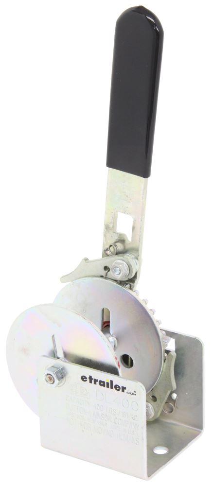 DL16001 - Polyester Strap Dutton-Lainson Standard Hand Winch