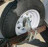 Spare Tire Carrier DL22120 - 3 Inch Frame - Dutton-Lainson