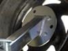 Extra Offset Trailer Spare Tire Carrier by Dutton-Lainson 5-Bolt,6-Bolt DL22145