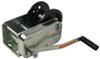 Dutton-Lainson Hand Winch w/ Automatic Brake - TUFFPLATE Finish - 3,500 lbs Heavy Duty DL24844