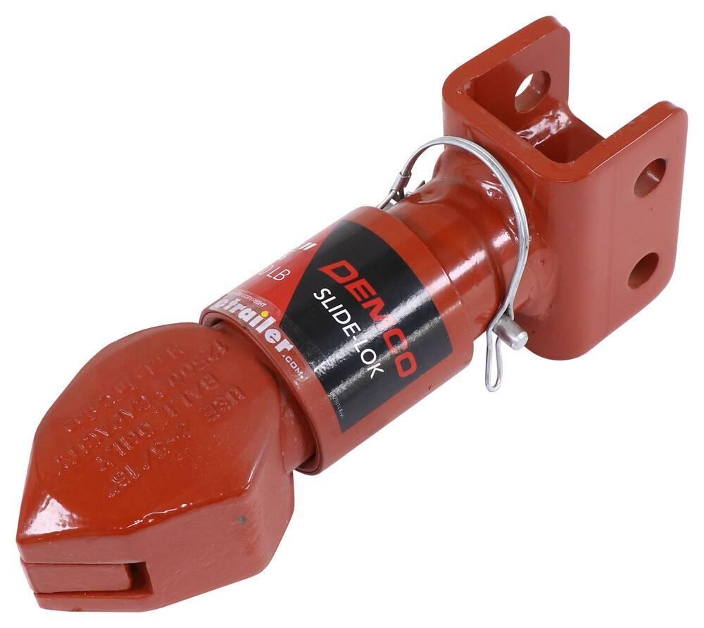 DM05557-97 - 2-5/16 Inch Ball Coupler Demco Adjustable Trailer Coupler