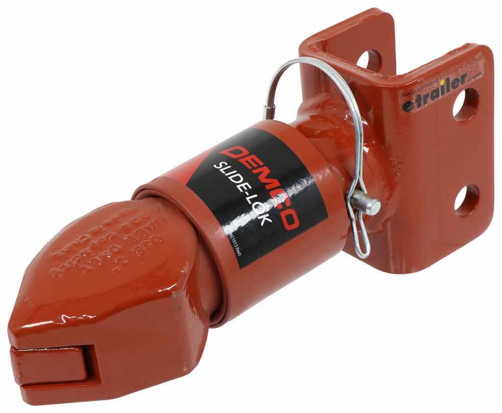 Demco 2 Inch Ball Coupler Adjustable Trailer Coupler - DM05823-97