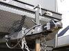 "Demco A-Frame Trailer Coupler w/ Jack Hole - eZ-Latch - Black - 2"" Ball - Bolt On - 10K Auto Latch DM14793-81 on 2020 Taxa Mantis Travel Trailer"