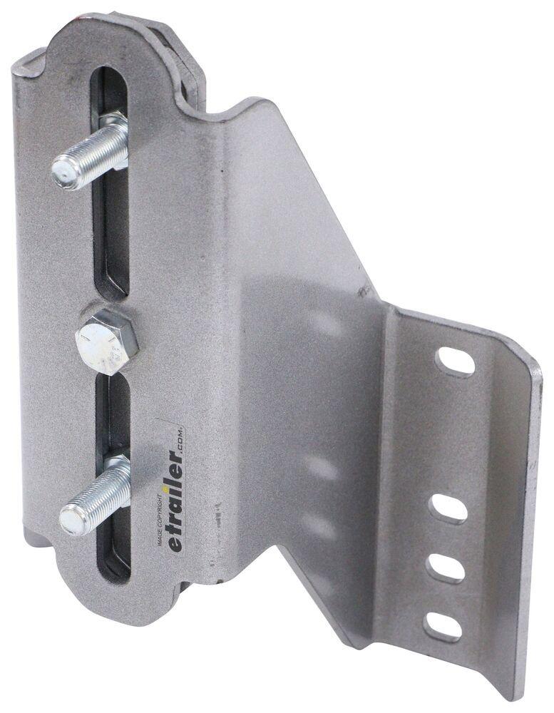 Demco Spare Tire Carrier for Bolt-On Swivel Jack - Silver Universal DM15853-52
