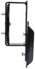 "Demco Trailer Stake Pocket Spare Tire Carrier w/ 4"" Offset - Black Universal DM15884-76"