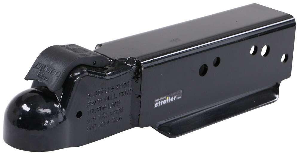 Demco Straight Tongue Trailer Coupler - DM16080-81