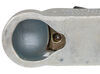 demco straight tongue trailer coupler standard 2-5/16 inch ball channel - zinc 3 bolt on 21k