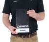 demco accessories and parts tow dolly mud flaps dm56fr