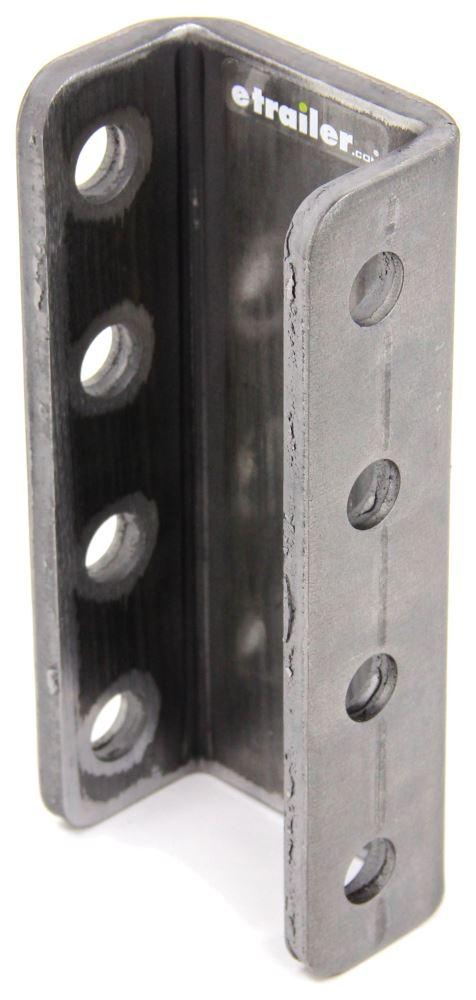 Demco Adjustable Trailer Coupler,Lunette Ring - DM57362