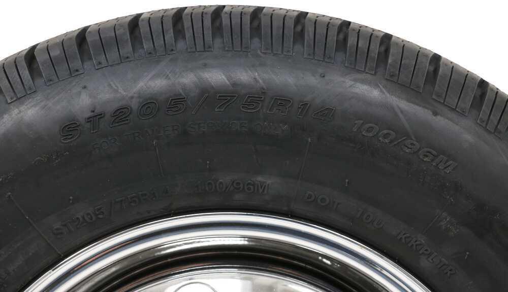 Demco 5968 14 Spare Tire
