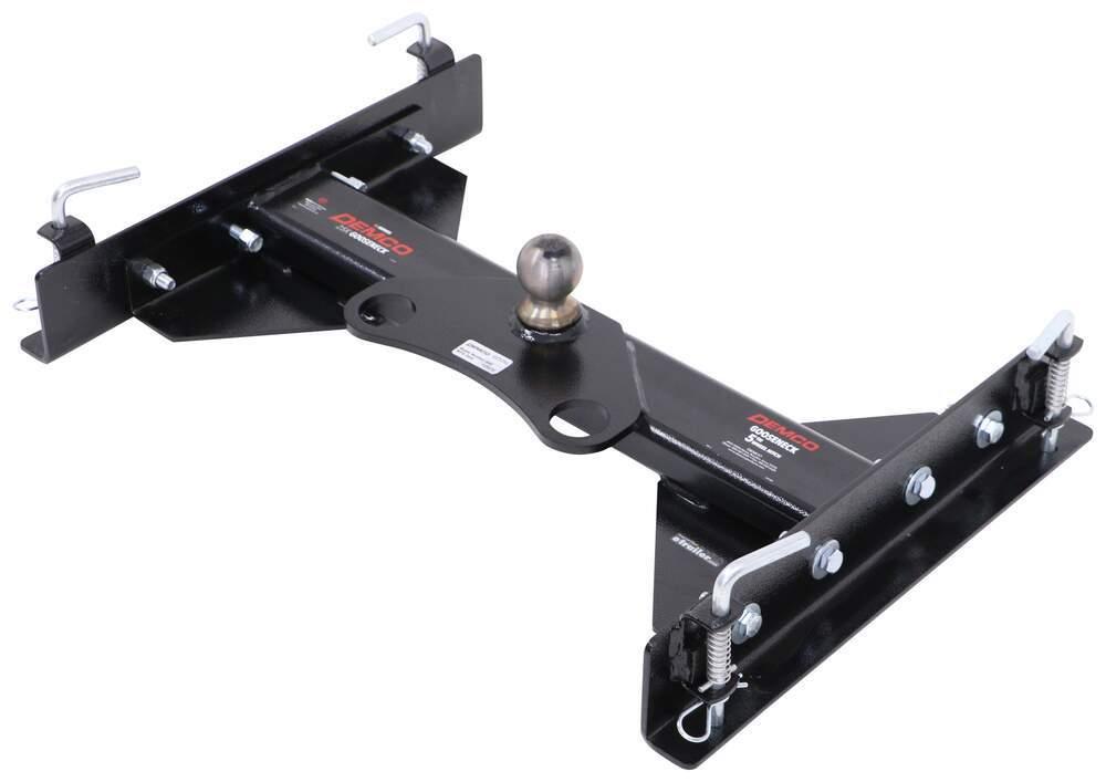 DM5992 - 6250 lbs TW Demco Gooseneck for Fifth Wheel Rails