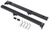 demco accessories and parts fifth wheel hitch replacement slider rails for hijacker premier series ultra slide 5th trailer hitches