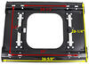 demco accessories and parts rail adapter dm6333