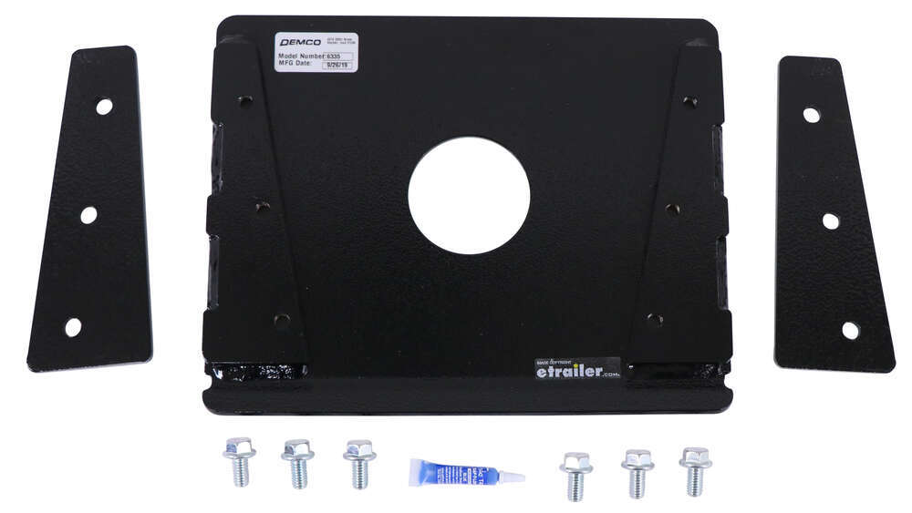 Accessories and Parts DM76FR - Locking Plate - Demco